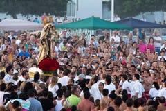 Virgen del Carmen Fotografie Stock