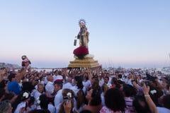 Virgen del Spårvagnsförare Royaltyfri Foto