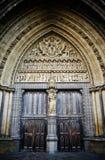 Virgen Mar?a en el arco Imagen de archivo