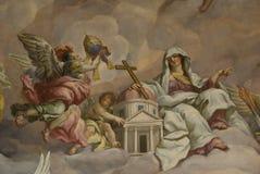 Virgen Maria Foto de archivo