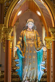 Virgen Maria bendecida fotos de archivo