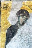 Virgen Maria, Hagia Sophia, Estambul Foto de archivo libre de regalías