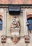 Virgen Maria y Jesucristo Fotos de archivo libres de regalías