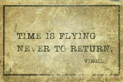 Virgil nie zurückbringen lizenzfreies stockbild
