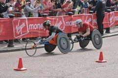 virgin 2011 марафона london Стоковое Изображение RF
