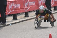 virgin 2011 марафона london Стоковые Изображения RF