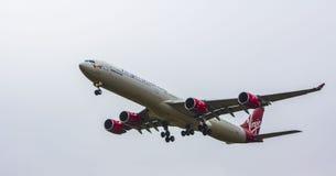 Virgin Atlantic Zdjęcia Stock