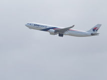 Virgin Austrália de Airbus A330-323 Foto de Stock Royalty Free