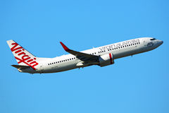 Virgin Australia Royalty Free Stock Image