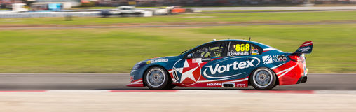 Virgin Australia Supercars, Winton, Australia Stock Photo