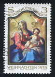 Virgin and Child picture Royalty Free Stock Photos