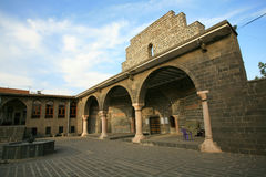 virgin diyarbakir mary церков Стоковое Изображение RF