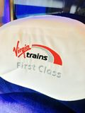 Virgin first class Stock Photo
