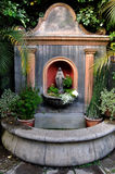 Virgin fountain Royalty Free Stock Photo