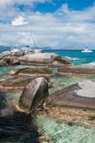 Virgin Gorda Royalty Free Stock Photography
