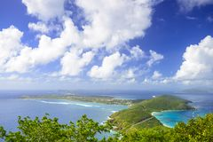 Virgin Gorda Stock Image
