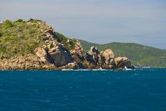 Virgin Island View Royalty Free Stock Photo