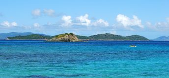 Virgin Islands Royalty Free Stock Images