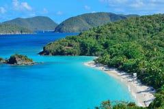 Virgin Islands Beach Stock Photography