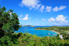 Virgin Islands Beach Royalty Free Stock Photography