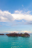 Virgin Islands beach Stock Photos
