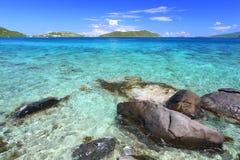 Virgin Islands Coastline Stock Photos