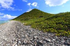 Virgin Islands Coastline Royalty Free Stock Photos