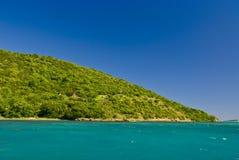 Virgin Islands View Royalty Free Stock Image