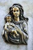 virgin jesus mary стоковое фото rf