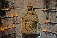 virgin jesus mary Стоковые Изображения RF
