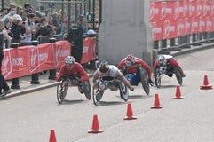 Virgin London Marathon 2011 Stock Photos