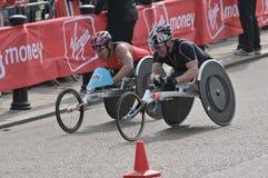 Virgin London Marathon 2011 Stock Photography