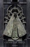 Virgin Mary imagem de stock
