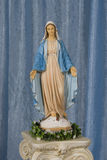 Virgin Mary Royalty Free Stock Photography
