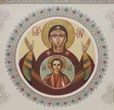 Virgin Mary Imagens de Stock Royalty Free