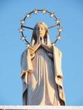 Virgin Mary immagine stock