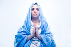 Virgin Mary fotografia de stock royalty free