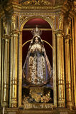 Virgin Mary. Statue of Virgin Mary in the Cathedral in Salta, Argentina Royalty Free Stock Photo