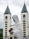 Virgin Mary fotos de stock royalty free