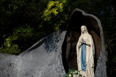 Virgin Mary Immagini Stock Libere da Diritti