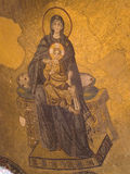 Virgin Mary and baby Jesus Royalty Free Stock Photography