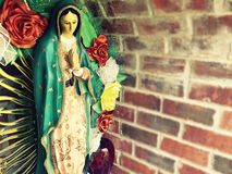 Virgin Mary Stock Photos