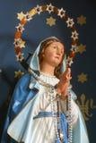 Virgin Mary benedetto immagine stock libera da diritti