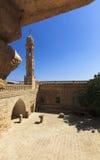 Virgin Mary church near Mardin Royalty Free Stock Image