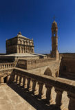 Virgin Mary Church near Mardin Stock Image