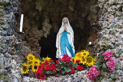 Virgin Mary royalty free stock images