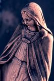 Virgin mary pain - jesus christ passion. Easter Royalty Free Stock Photography