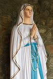 Virgin Mary statue Royalty Free Stock Image