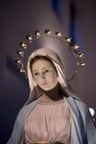 Virgin Mary. TIHALJINA, BOSNIA AND HERZEGOVINA, 2016/8/7. Statue of the Virgin Mary Stock Image