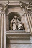Virgin Mary , Vatican, Italy Royalty Free Stock Images